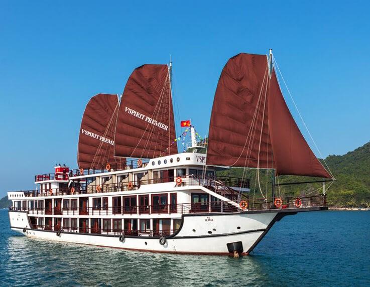 Halong Bay Deluxe Cruises Vietnam Escape Tours